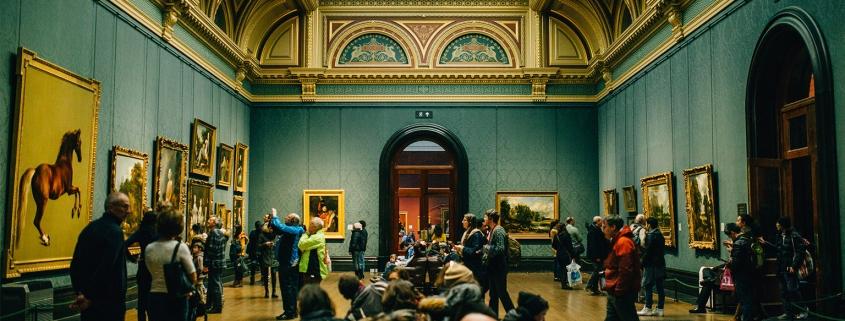 Mobilna kultura - promocja sztuki w mediach społecznościowych