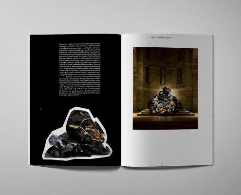 RiSZ Magazyn - kwartalnik artystyczny no3