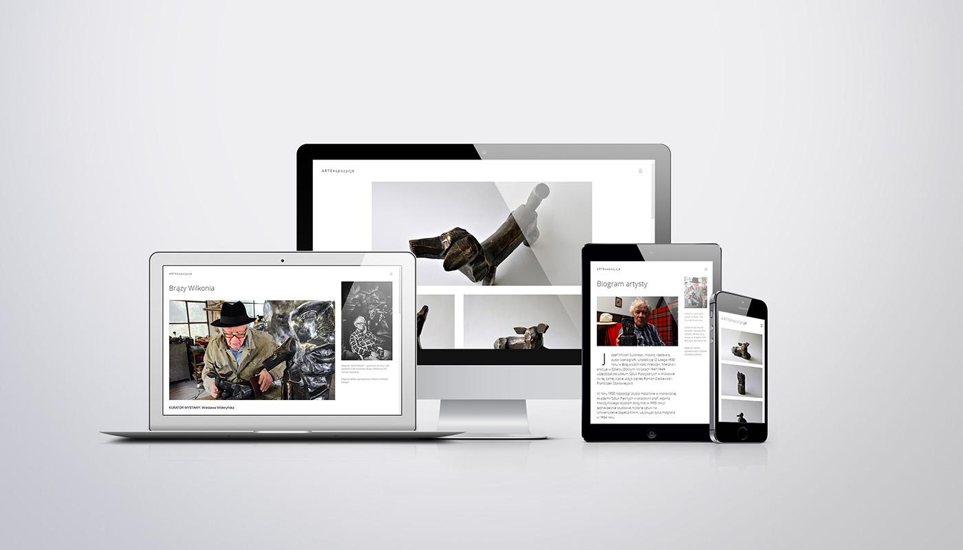 wirtualna wystawa