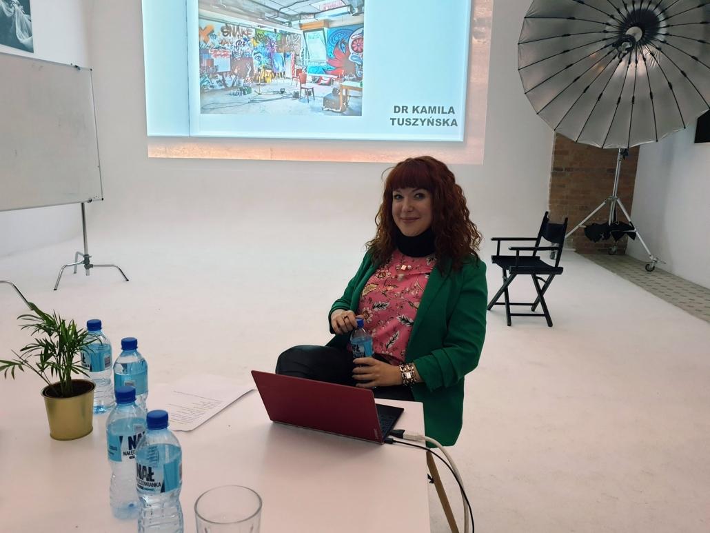 WARSZTATY ARTIST MANAGEMENT MEDIAWORK_DR_KAMILA_TUSZYNSKA