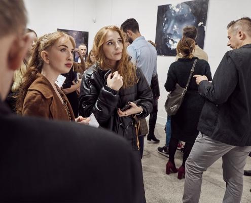 Wernisaż wystawy SHOW ME YOUR FACE_fot. Monika Płusa