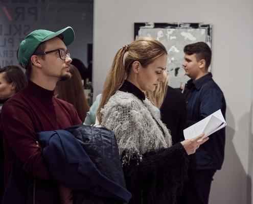 Wernisaż wystawy SHOW ME YOUR FACE_fot. Monika Płusa.