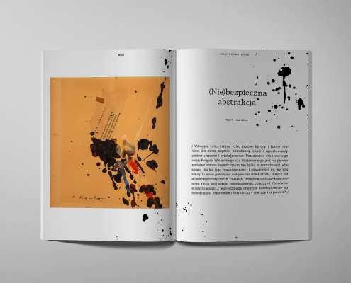 RiSZ Magazyn – kwartalnik artystyczny no 4